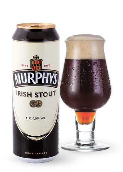 Пиво Murphy's «Irish Stout» темне нефільтроване 4°