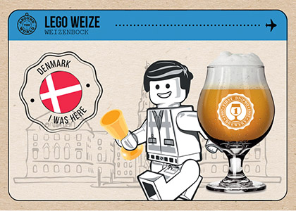 FDB Around the World «Lego Weize» в Море Пива та HOP HEY