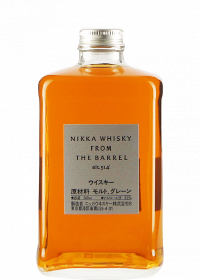 Виски Nikka From The Barrel 51.4°