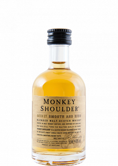 Виски Monkey Shoulder 40°
