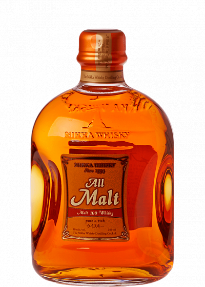 Виски Nikka All Malt 40°