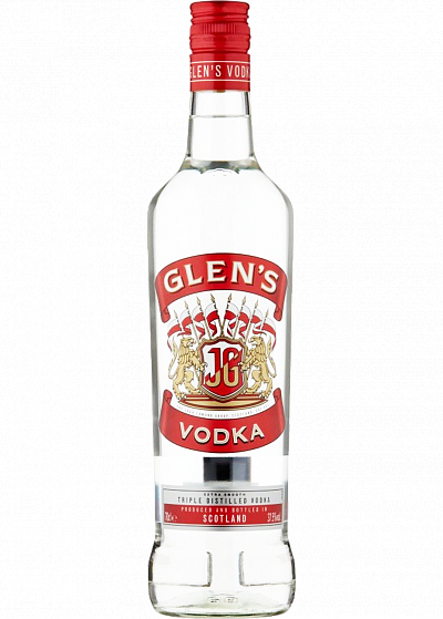 Водка Glen's Vodka 40°