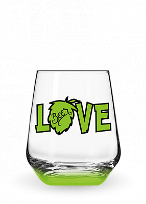 Бокал «Stemless Love Beer» 0.4l