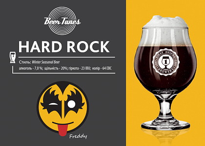 FDB Beer Tunes HARD ROCK в Море Пива