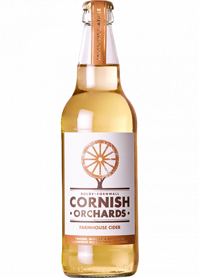 Сидр Farmhouse «Cornish Orchards» 5°