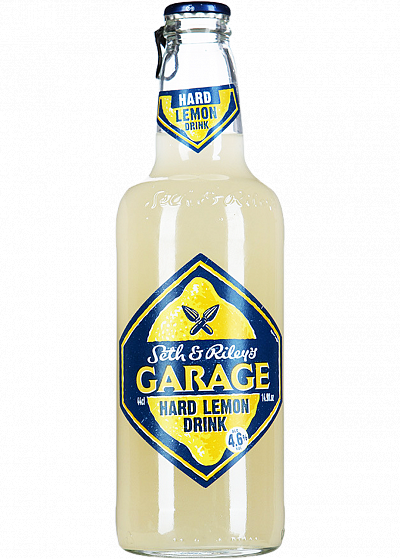 Бирмикс Garage Hard Lemon 4.6°
