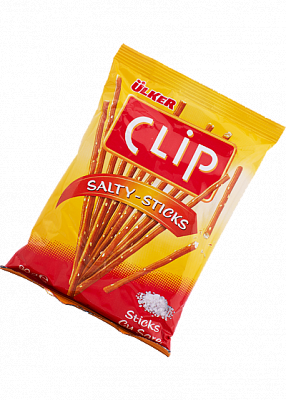 Соломка соленая «Clip» Salty-Sticks, 80 г