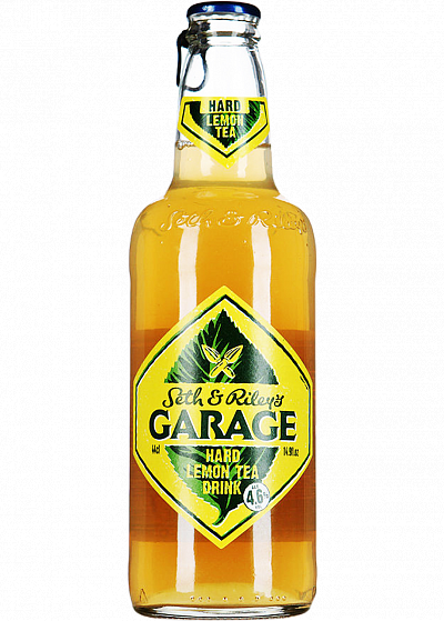 Бірмікс Garage Hard Lemon Tea 4.6°