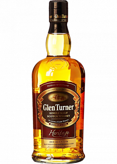 Виски Glen Turner Heritage Double Wood 40°