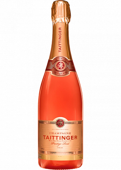 Шампанське Taittinger Prestige Rose рожеве сухе 12.5°