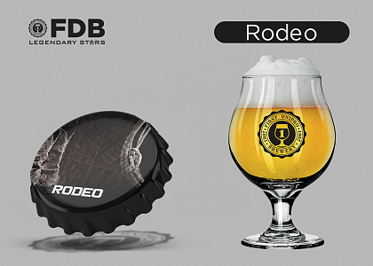 FDB Legendary Stars Rodeo в Море Пива