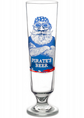Бокал Julius «Pirate's beer» 0.5l