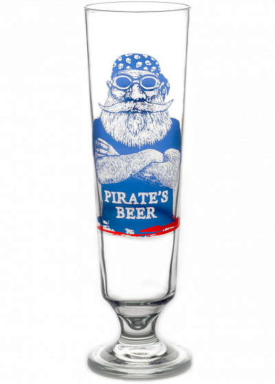 Келих Julius «Pirate's beer» 0.5l