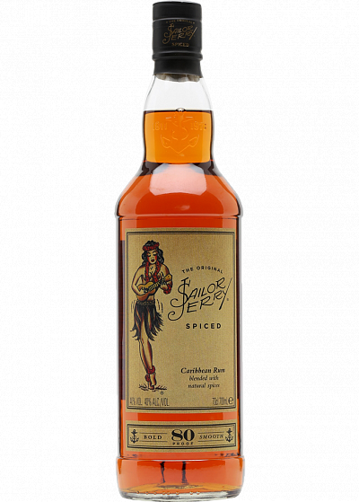 Ром Sailor Jerry 40°
