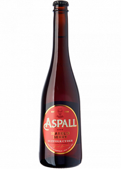 Сидр Aspall Isabel's Berry 3.8°