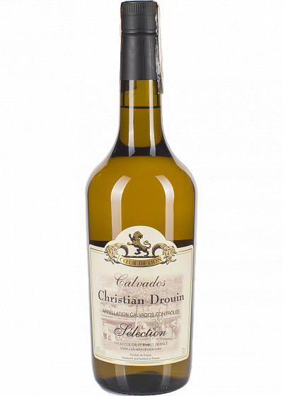 Кальвадос Calvados Selection Coeur de Lion 40°